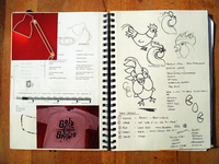 Self Brand Sketches 01