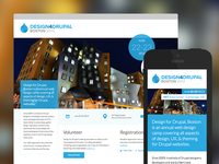 Design4drupal Splash