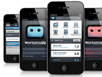 workamajig mobile web app
