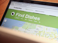 Foodspotting.com Refresh