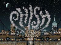 Phish New Year's Eve Run 2011-2012 Posters