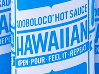 Adoboloco Hawaiian