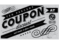 Hook & Cook Coupon