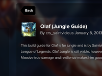 League of Legends - Guide iPad App