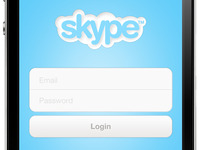 How Skype for iPhone should look!