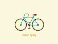 Summer Cycling