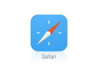 Safari iOS7