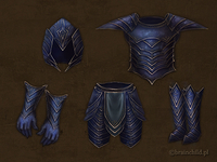 8 armor sets (check the link)