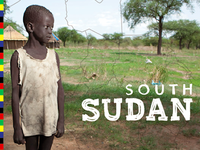 South Sudan Book Cover