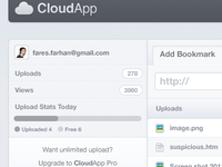 CloudApp web, my take