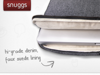 Snuggs Landing - Product box
