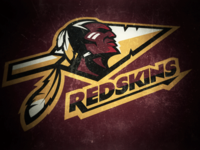 Washington Redskins Logo Concept