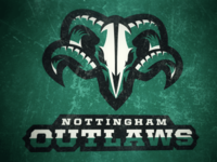 Nottingham Outlaws Secondary Logo