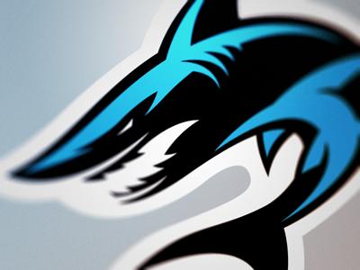 Tiger Shark Logo Shark Logo Cool Shark Logo