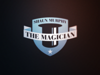 Snooker Logos: Shaun 'The Magician' Murphy