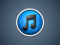 iTunes Icon Replacement