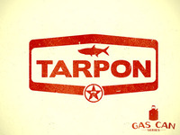 Tarpon Logo for Trucker Cap