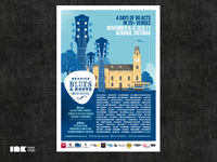 Bendigo Blues & Roots Music Festival 2012 Poster