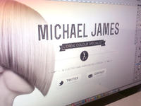 Michael James Hair Draft