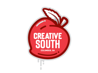 Creative South Badge
