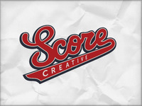 Sports Creative Agency Logo