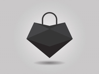 Logo for stealth shopping app