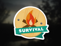 Survival Badge