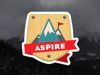 Aspire Badge