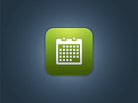 Scheduler iOS Icon