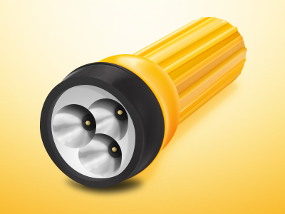 Flashlight-dribbble2