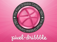 Dribbble contest image for Pixel Perfect Magazine
