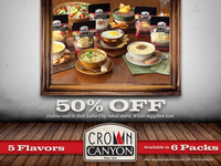Crown Canyon Ad