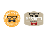 Jordon Mazziotti Comedy Logos (Opinions please)