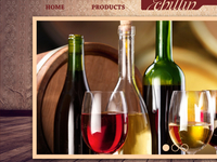 Wine Chillin' Website