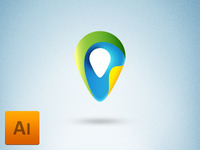 Location Icon FREEBIE