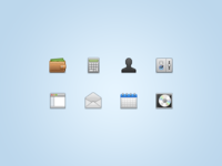 Surprise, surprise, icons again! - 32px stock icons