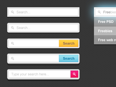 Search-forms-free-psd