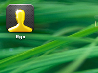 iPhone 4 Ego Icon