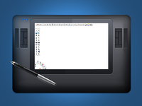 Cintiq Tablet