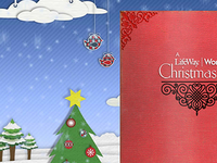Christmas Digital Brochure