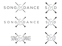 Song And Dance Logos part II