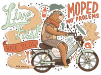 Moped Mo Prollems