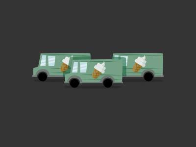 Icecream-trucks