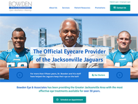 Eyecare Website