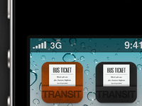 Transit iOS Icon