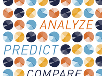analyze predict compare