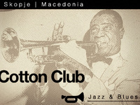 Cotton Club - Skopje, Macedonia