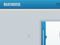 Boathouse - Tumblr theme