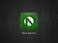 Forex App Icon Design