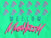 Mellow Mushroom Design Two